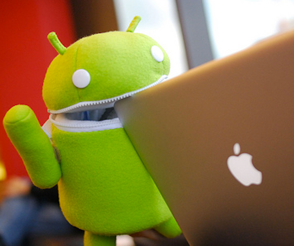 Yes, there's Android malware named Geinimi. No, you're not going to care.