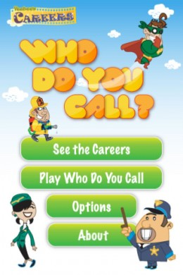 Who Do You Call Home 260x390 Who Do You Call? Expand your childs vocabulary using an iPhone