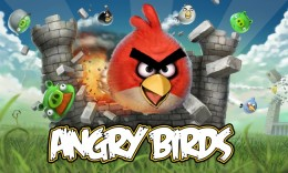 angry birds game logo 260x156 Angry Birds update features 15 new levels, new themes and more!