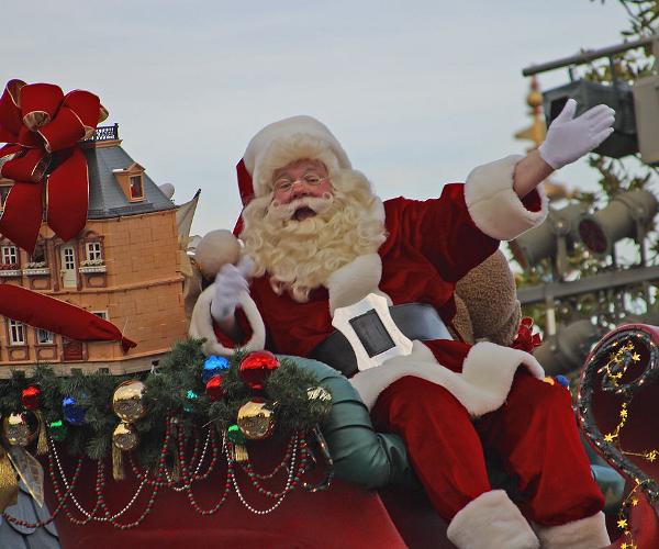 Santa Gets A Google Voice Number