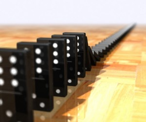 domino effect 300x250 Google Gets $10M from Jordan   Why You Should Care?