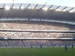 eastlands 260x195 Manchester City FC to build iPhone app co created by fans