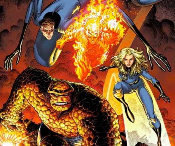 The Fantastic Four No More: Marvel says someone will die in the next issue.