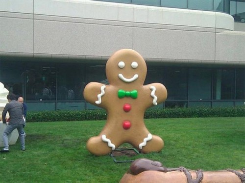 Will Google's Android Gingerbread update be unveiled today? All signs point to yes.