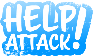 helpattack logo blue 300x182 Four Charities That Rocked Social Media in 2010