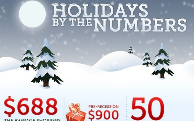holidays by numbers 11 wonderful Christmas infographics for the festive info geek in you