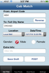 iPhone dumps 0251 100x150 Cab Match: Find people, share cabs, save money
