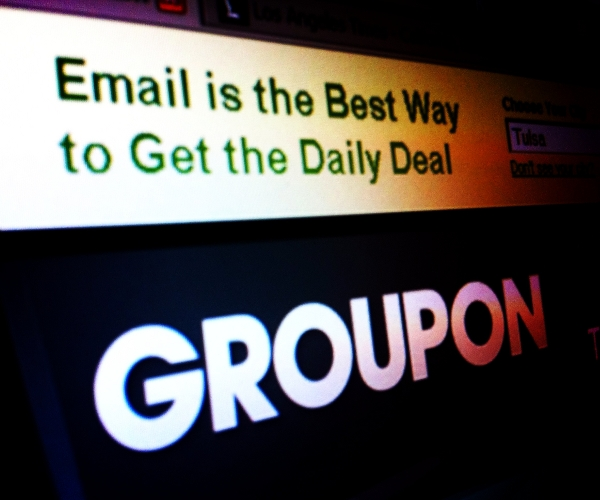 Groupon reportedly rejects Google's offer, possibly looking to IPO