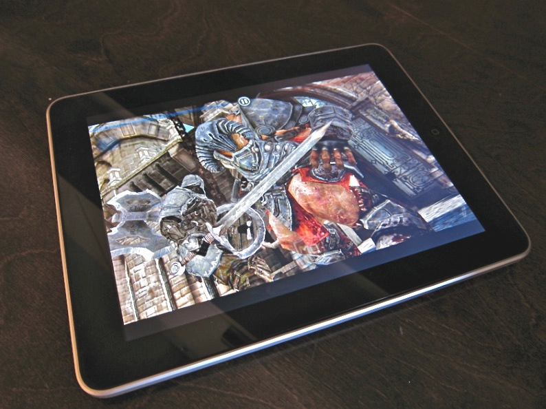 Infinity Blade Becomes The Fastest Grossing App Ever
