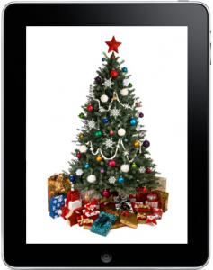 ipadxmas 237x300 For Tech and Toys This Christmas: Moms Turn To Social Media