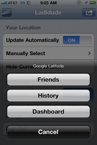 ladidudeactions 333x500 Ladidude trumps Google, making Google Latitude useful on your iPhone