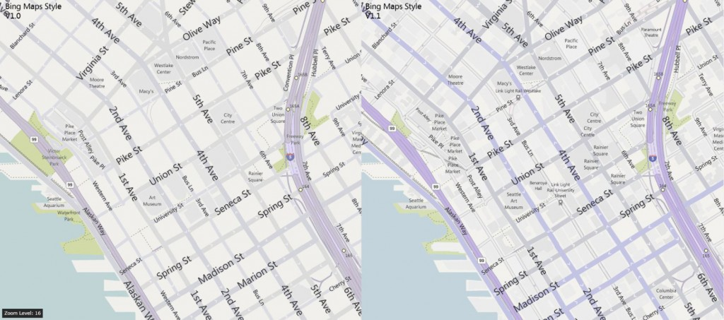 map 3 1024x453 Bing has reworked its map interface for greatly improved readability
