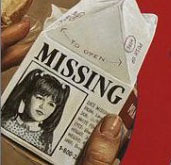 milk carton Could Facebook Be The New Face On The Milk Carton for Missing Children?