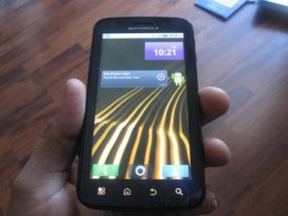 motorola olympus market clear 260x195 5 Smartphones To Look Out For In 2011