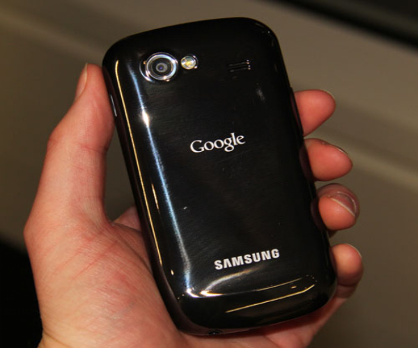 New Google Maps gets demoed on the Nexus S