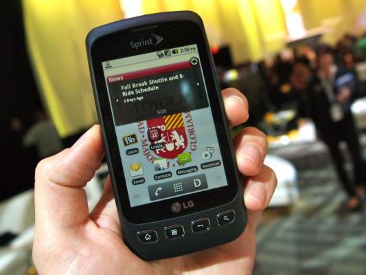 optimus LG says Optimus One devices will be getting Gingerbread after all
