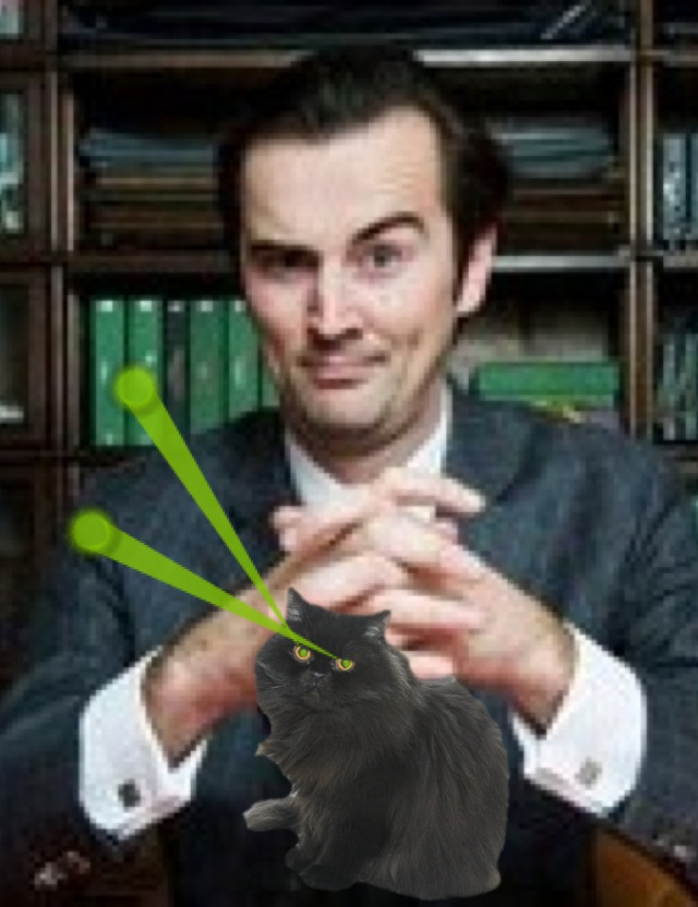 photo The new CatPaint app is ossum with more LOL cats AND laser eyes