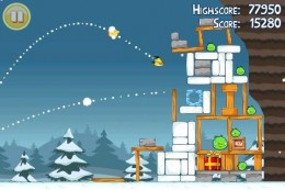 screen2 e1291227123244 260x173 Angry Birds Seasons goes live and free for iOS and Android