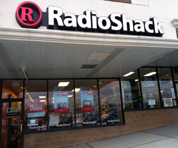 Radio Shack Stores: Radio Shack Experiencing Nationwide IPhone Shortage