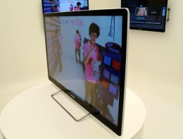 sony google tv1 260x197 Google releases its super slick, Android based Google TV remote