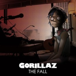 the fall 260x260 Gorillaz iPad created album, The Fall, available now for free