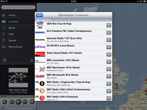 tunein radio Turn your iPad into the best radio youve ever owned