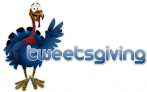 tweetsgiving stylized 300x187 Four Charities That Rocked Social Media in 2010