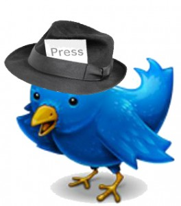twitter press copy 264x300 10 Ways Journalists and the Media Use Twitter