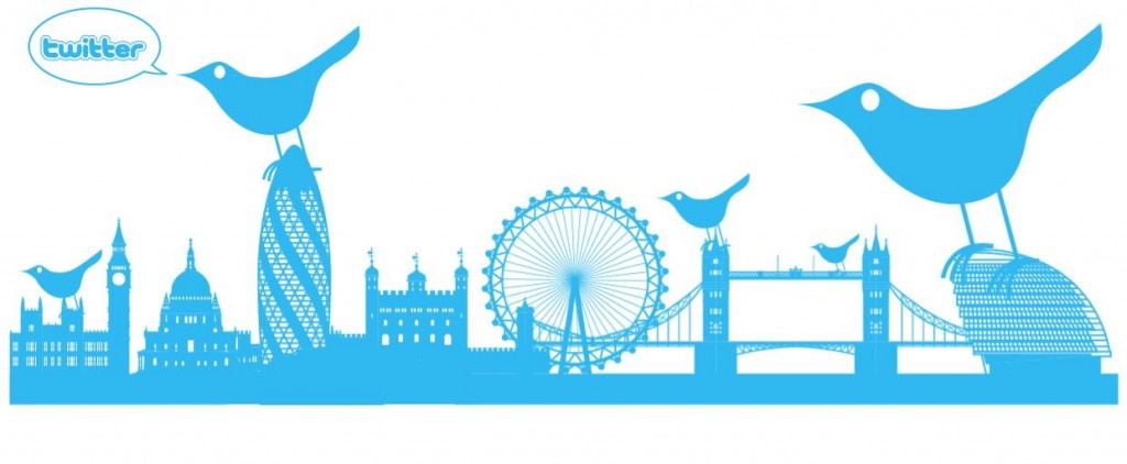 twitter london 1024x422 Twitters new European HQ reportedly goes to London