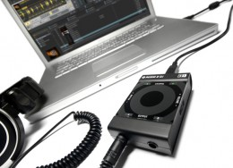 view image 260x188 Traktor Duo: Have an aspiring DJ on your list? Get them playing, for cheap.