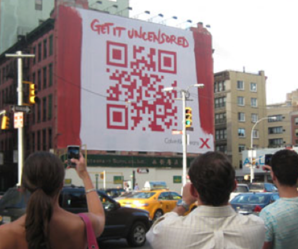 Are QR Codes in marketing just a passing fad?