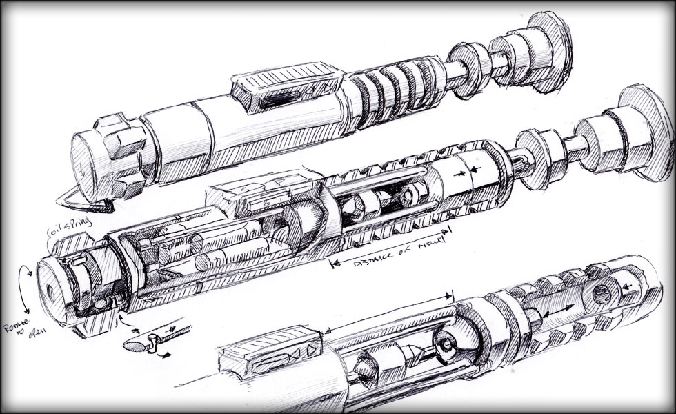 000 1 How to: make your own Star Wars light saber