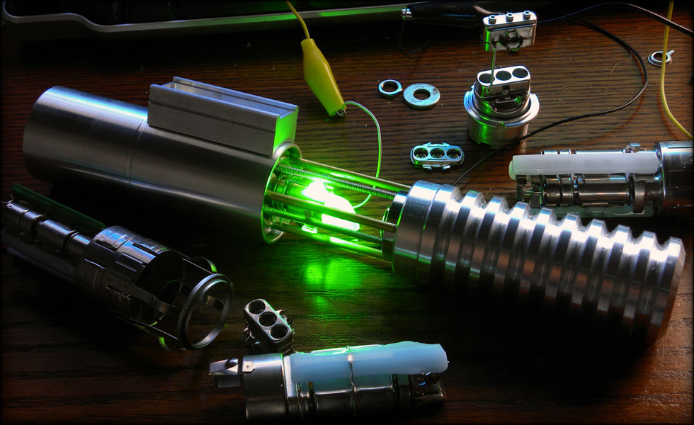 027 How to: make your own Star Wars light saber