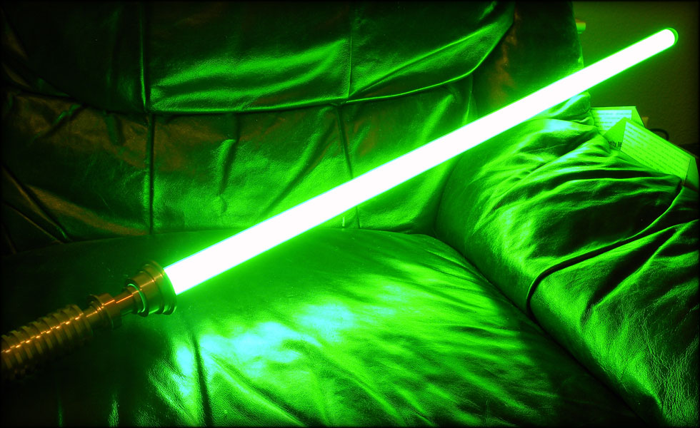 055 How to: make your own Star Wars light saber
