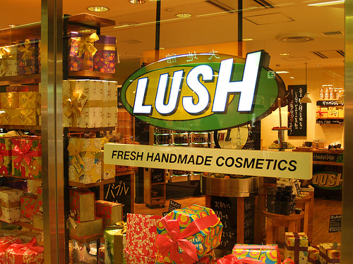 Thousands of Lush Customer Details Stolen In Website Hack