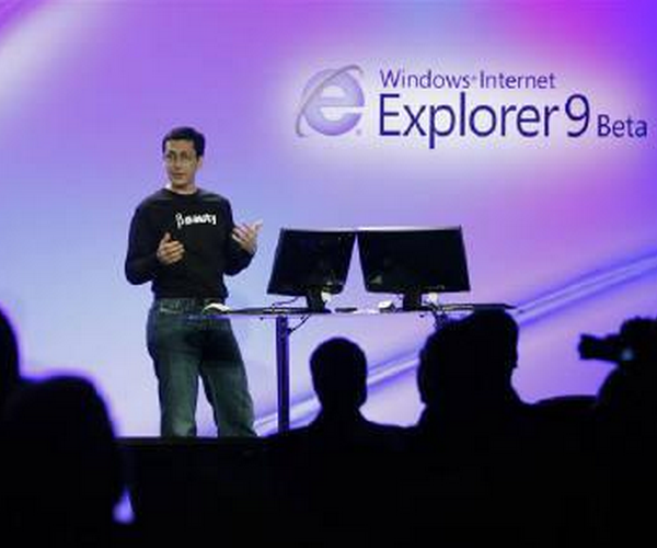 Microsoft's views on privacy and the future of Internet Explorer [video]