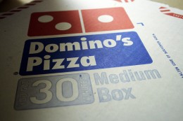 2471435962 2285dcd7f0 260x173 Dominos UK iPhone pizza orders top £1 million in just three months