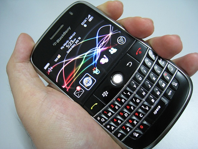 BlackBerry service reportedly down across North America [Updated – Fixed]