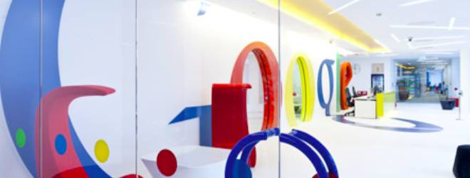 Photos: Google's Snazzy New London Offices