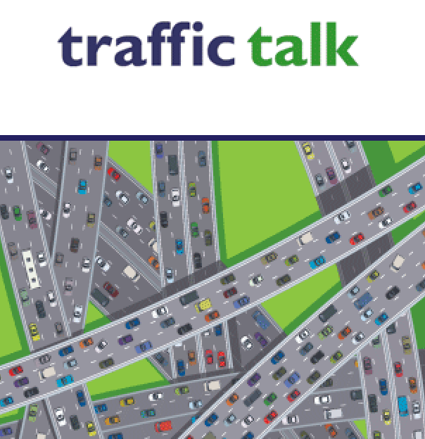 TrafficTalk turns an iPhone into a crowdsourcing, audio, travel trouble, aid