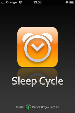 IMG 1486 260x390 App Store Classics: Sweeter dreams with Sleep Cycle.