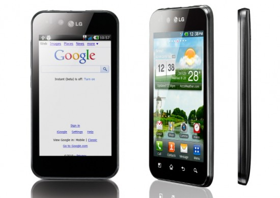 Meet the LG Optimus Black, the worlds thinnest smartphone