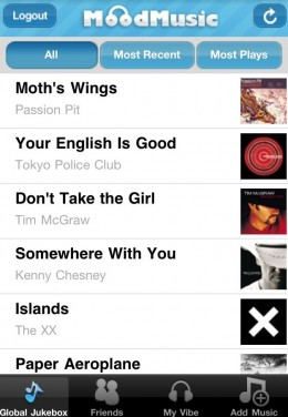 Photo Jan 10 6 08 40 PM e1294709820330 260x376 Express your Facebook status through song with MoodMusic
