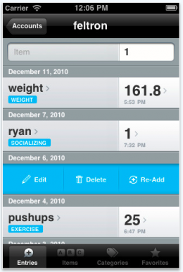 Picture 33 260x385 iPhone app Turns Your Daily Activities Into Stats