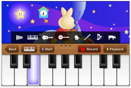Picture 5 260x175 Interactive music lessons for children on the iPad and iPhone