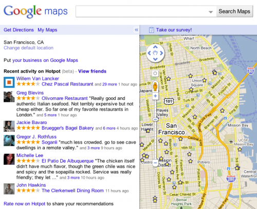 Picture 63 500x406 Google fires a shot at Yelp; brings Hotpot recommendations to Maps