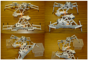 Picture 7 300x204 New evolving robots crawl before learning to walk