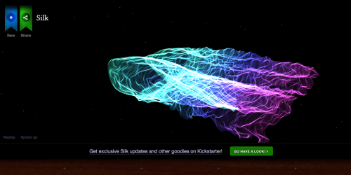 Picture 91 500x250 This is stunning: An interactive generative art experience from Silk