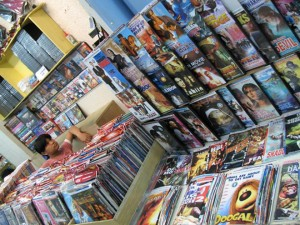 Pirated DVD 300x225 China targets online piracy to strengthen IPR campaign
