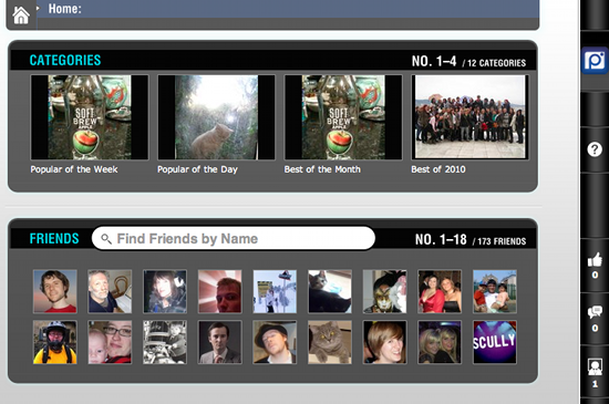 Pixable Pixables smart Facebook photo gallery hits 100,000 users in 10 days